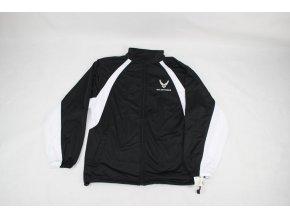 Bunda, mikina Badger U.S. Air Force (sportovní) - černá