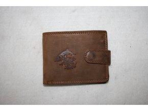 Peněženka kožená HL - pstruh