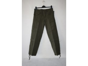 Kalhoty 2v1 Army Spirit - zelené