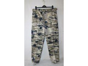 Kalhoty Outshell - camo