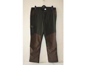 Nepromokavé kalhoty pánské - myslivecké