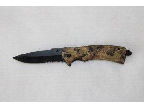 Kapesní zavírací multitool nůž s klipem - 3D