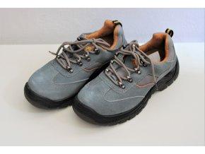 Pracovní obuv EP - šedé