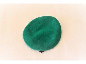 Baret Ačr - světle zelený