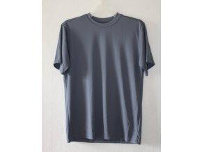 Triko, tričko funkční s krátkým rukávem - potisk