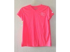 Triko, tričko funkční s krátkým rukávem - nášivka