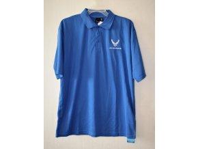 Triko, tričko Polo funkční s krátkým rukávem - nášivka