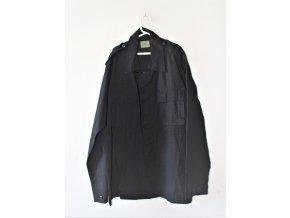 Košile BDU Tacical Pro- Action,Rip-Stop, originál US - černá