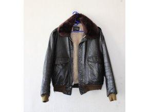 Bunda, bomber Geunine Leather - by USA