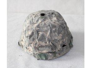 Potah, povlak na helmu MICH US original, COVER HELMET - digital