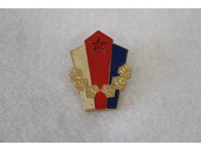 Odznak vzorná jednotka ČSLA