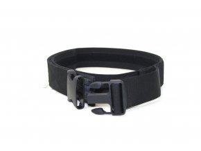 Opasek US Blackhawk Nylon Duty Belt - černý