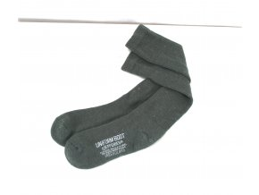 Ponožky MS UNISEX ANTI-FATIGUE SOCKS - oliv