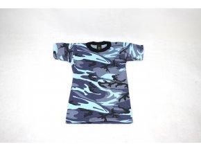 Dětské tričko Tee Swing - URBAN BLUE