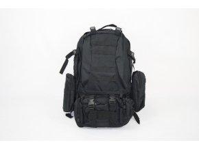 Batoh CB Pack Tarvel Black - černá