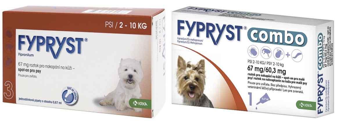 Ochrana před klíšťaty a blechami pro psy