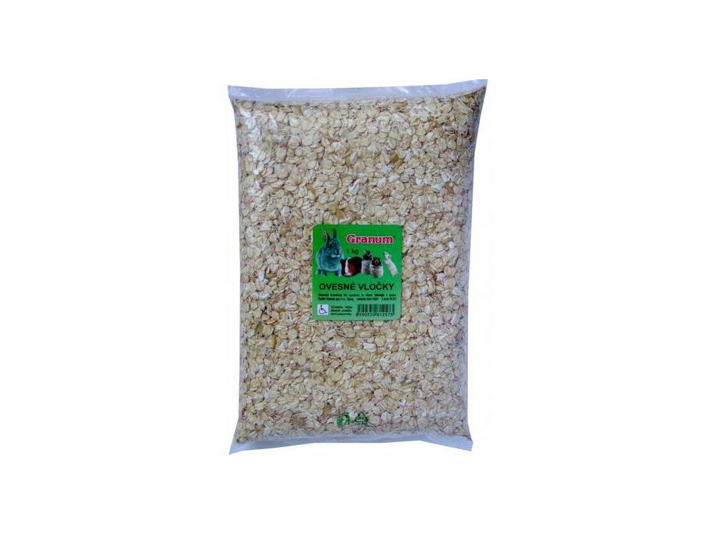 Granum ovesné vločky 1 kg