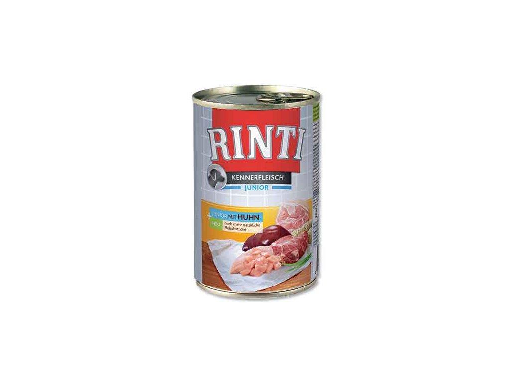 Rinti konzerva Junior Kuřecí 400 g