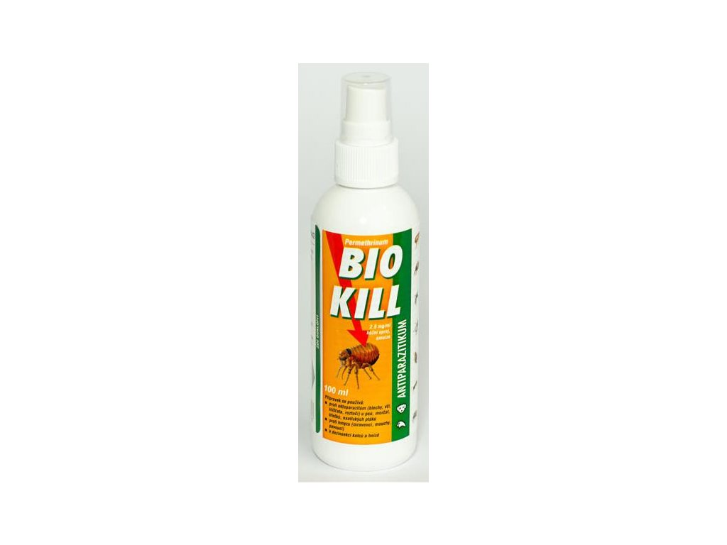 Bio Kill  kožní sprej 100 ml