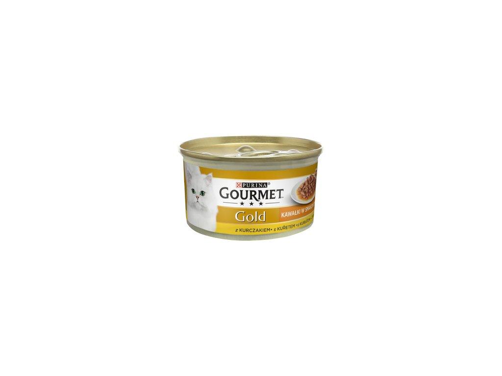 gourmet gold kuřecí kousky