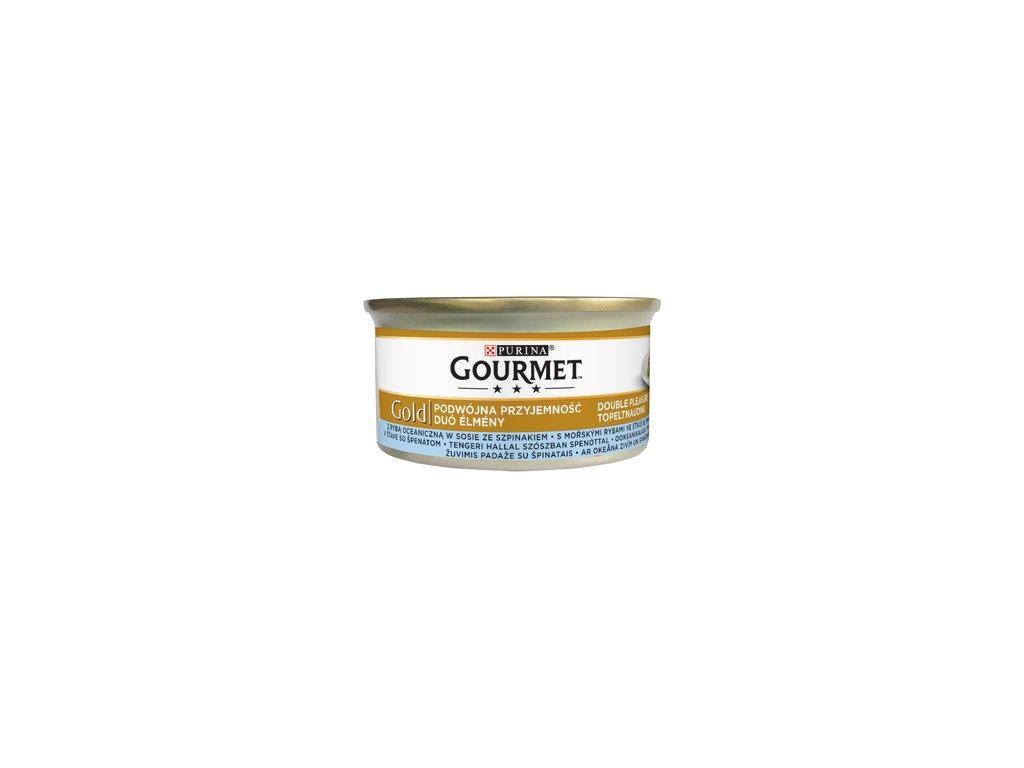 gourmet gold mořské ryby