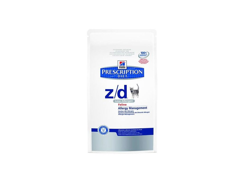 Hills Feline Z/D Low Allergen 2 kg granule