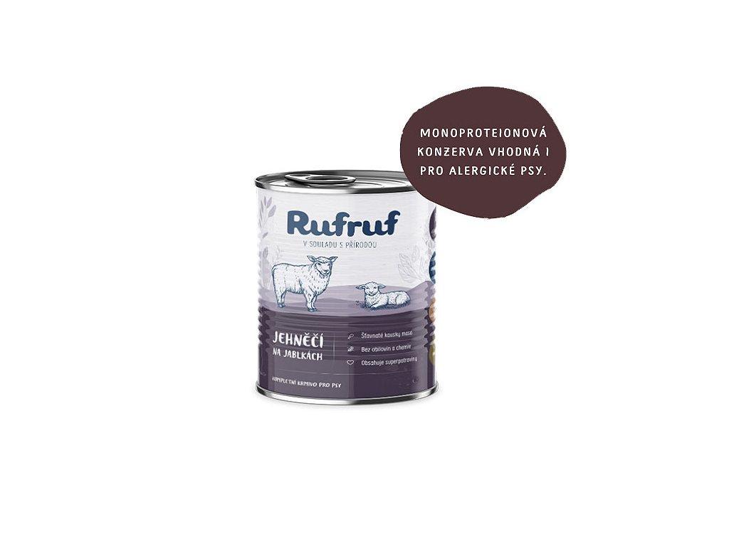 rufruf jehněčí konzerva 400