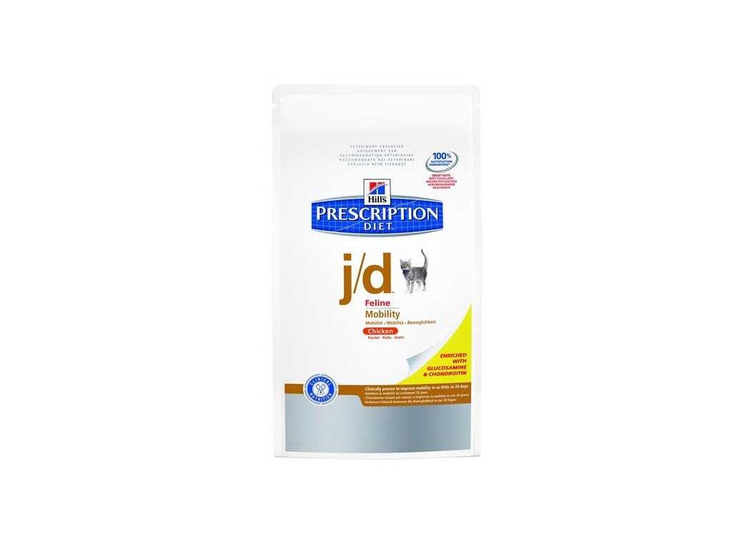 Hills Feline J/D 2 kg granule