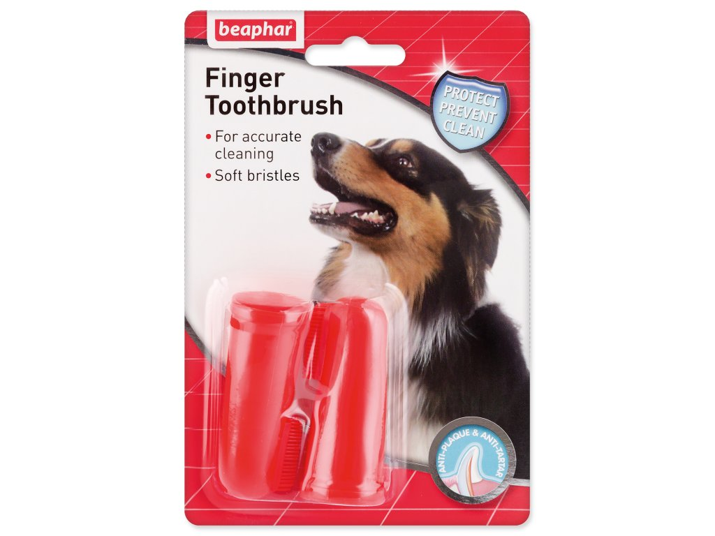 zubní kartáček beaphar