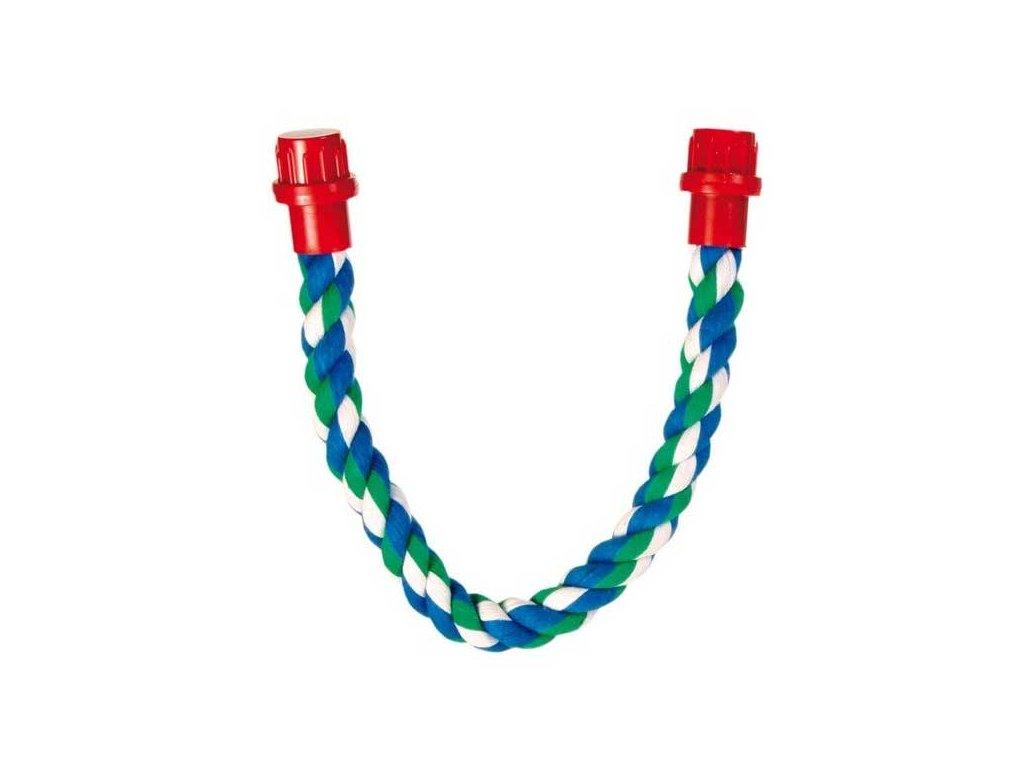 Houpačka bavlněné lano 37cm/16mm