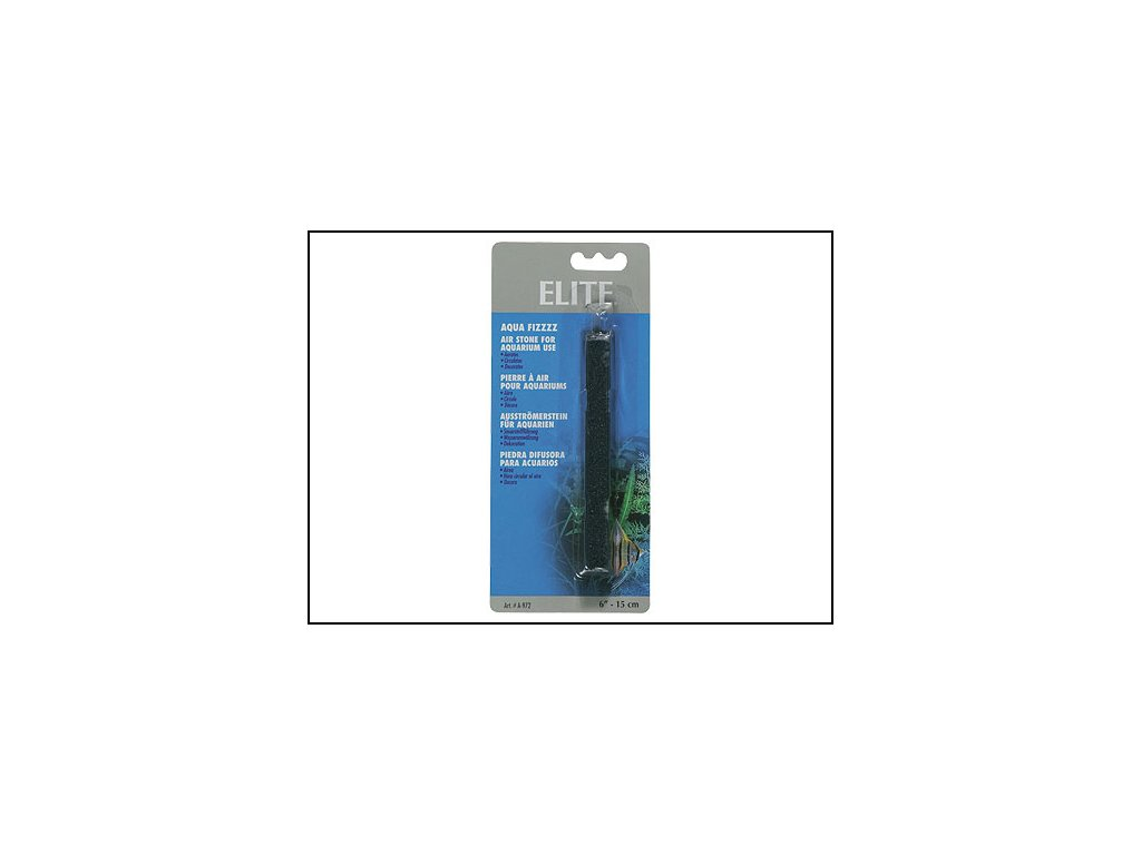 Kámen vzduchovací ELITE tyčka 15 cm