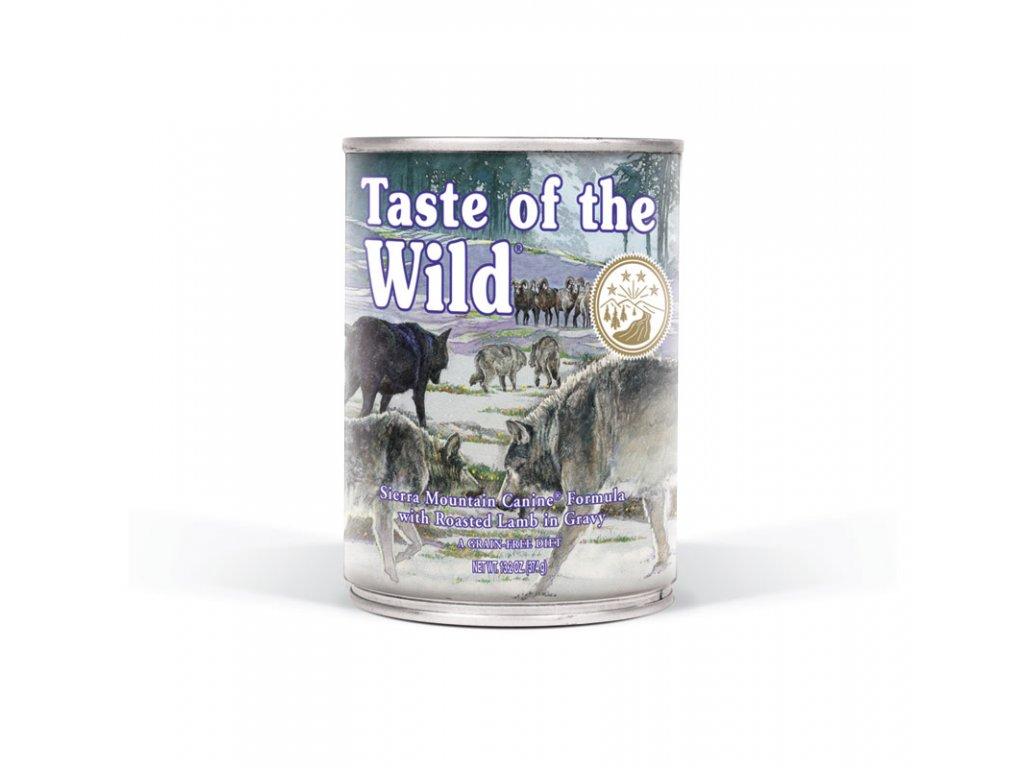 Taste of the Wild Sierra Mountain Canine 375 g