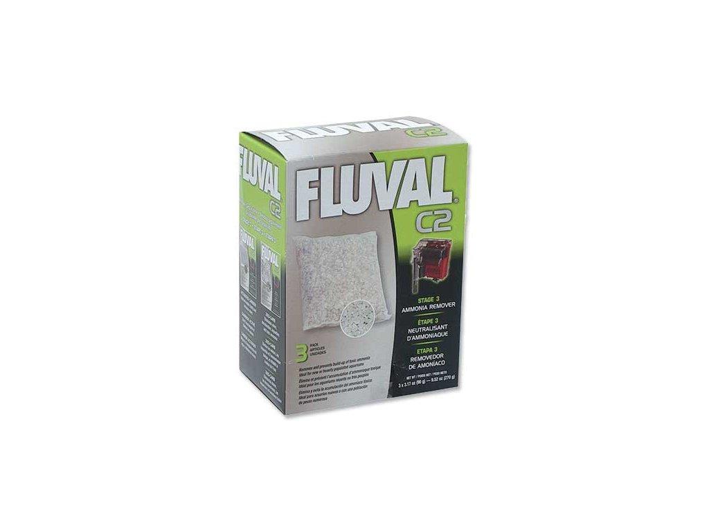 Náplň sáčky pro odstranění amoniaku FLUVAL C2 (3ks)