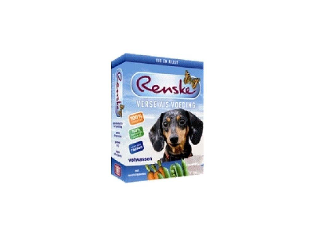 Renske Fresh Menu Dog 395g - Adult Fish