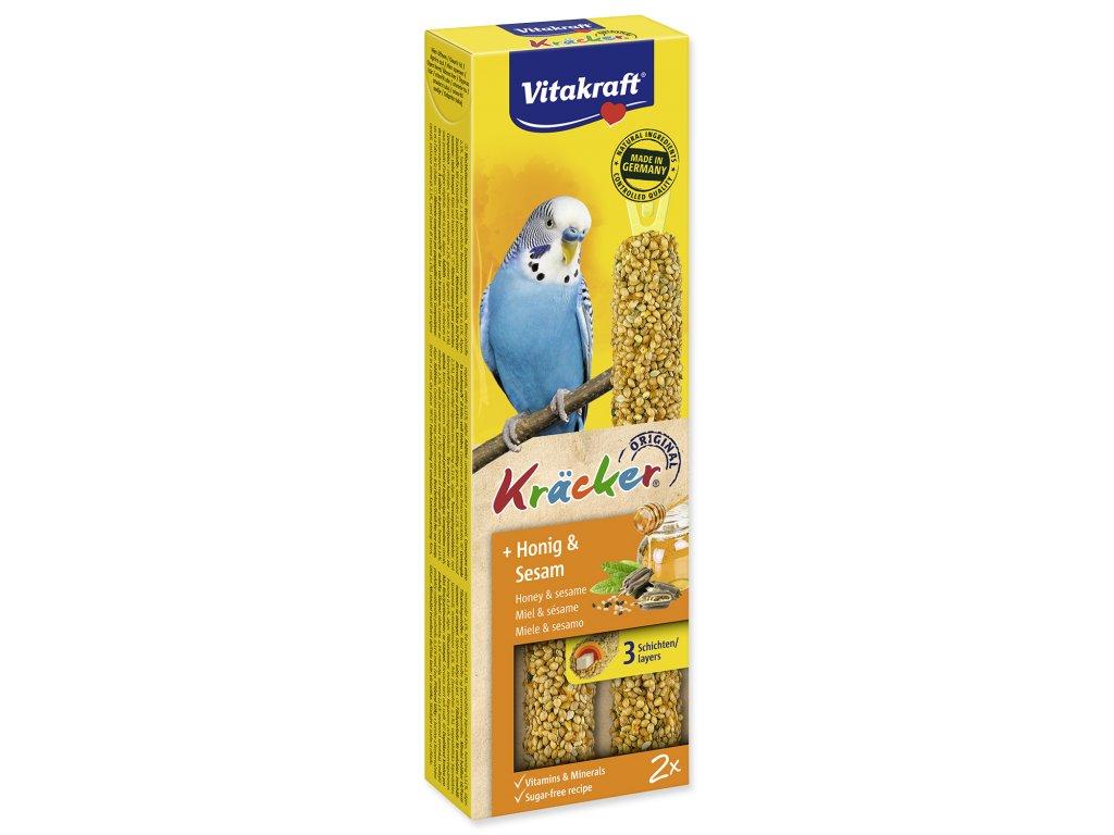 medové tyčinky pro ptáky vitakraft