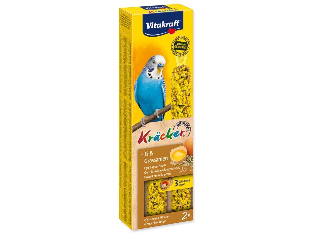 vaječné tyčinky pro andulky vitakraft
