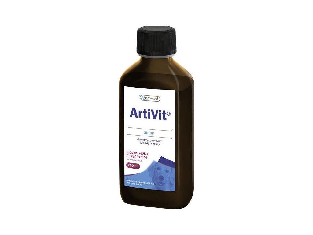 Nomaad Artivit sirup