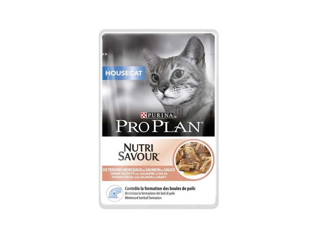 Pro Plan Cat kapsička Housecat Salmon 85 g