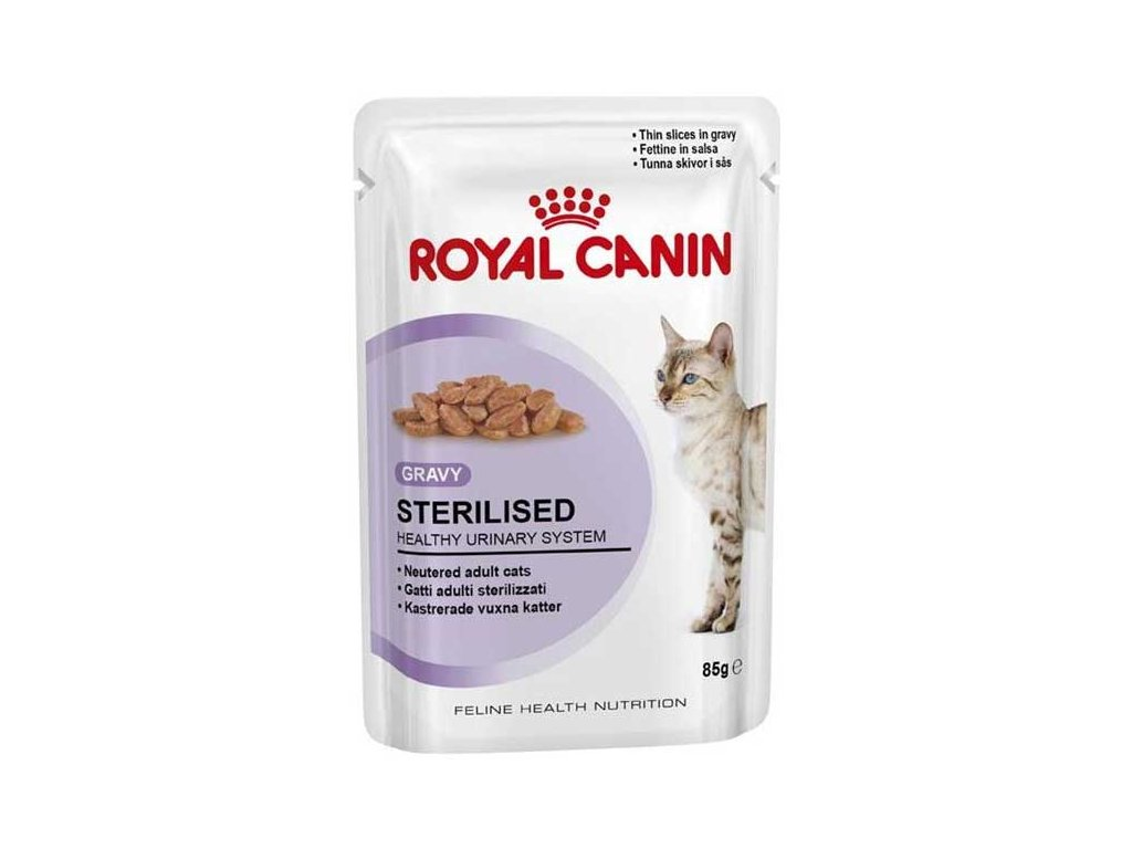 Royal Canin kapsička Sterilised 85g