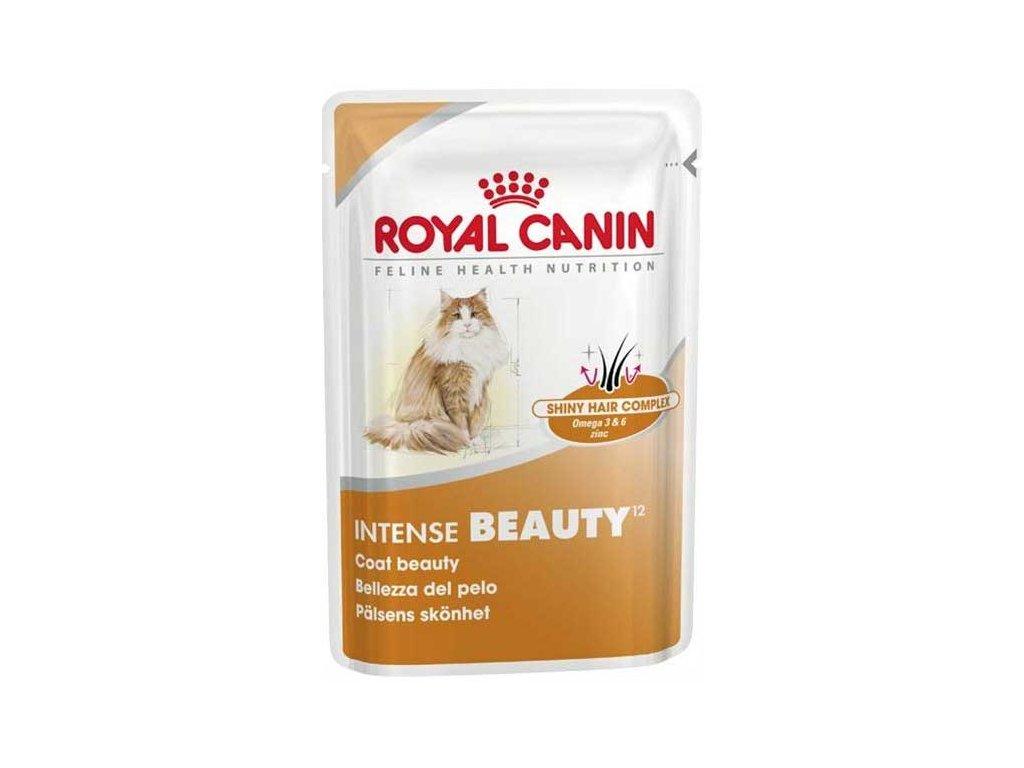 Royal Canin kapsička Intense Beauty 85g