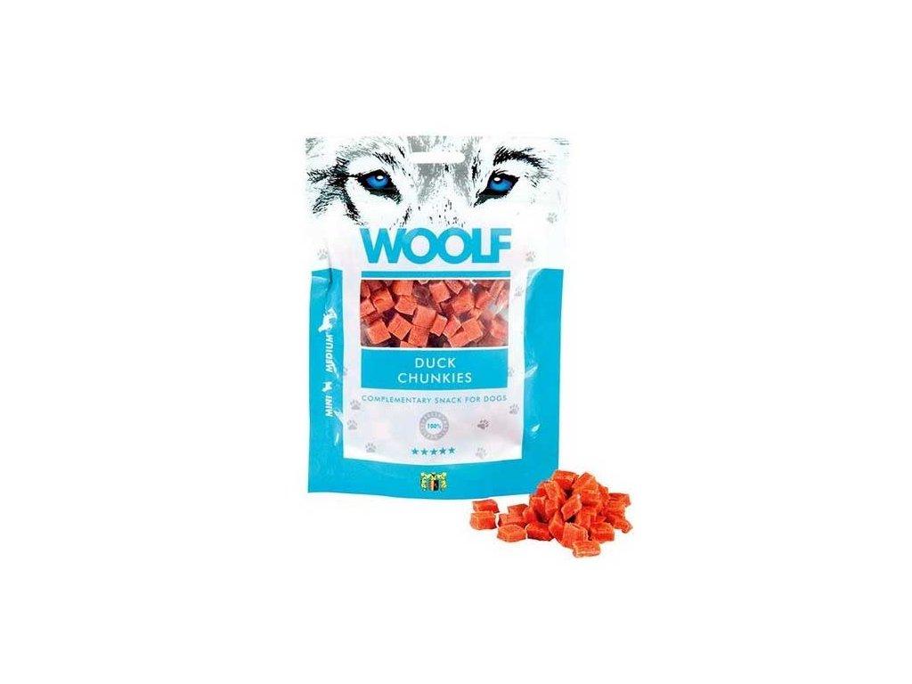 Woolf Duch chunkies 100g