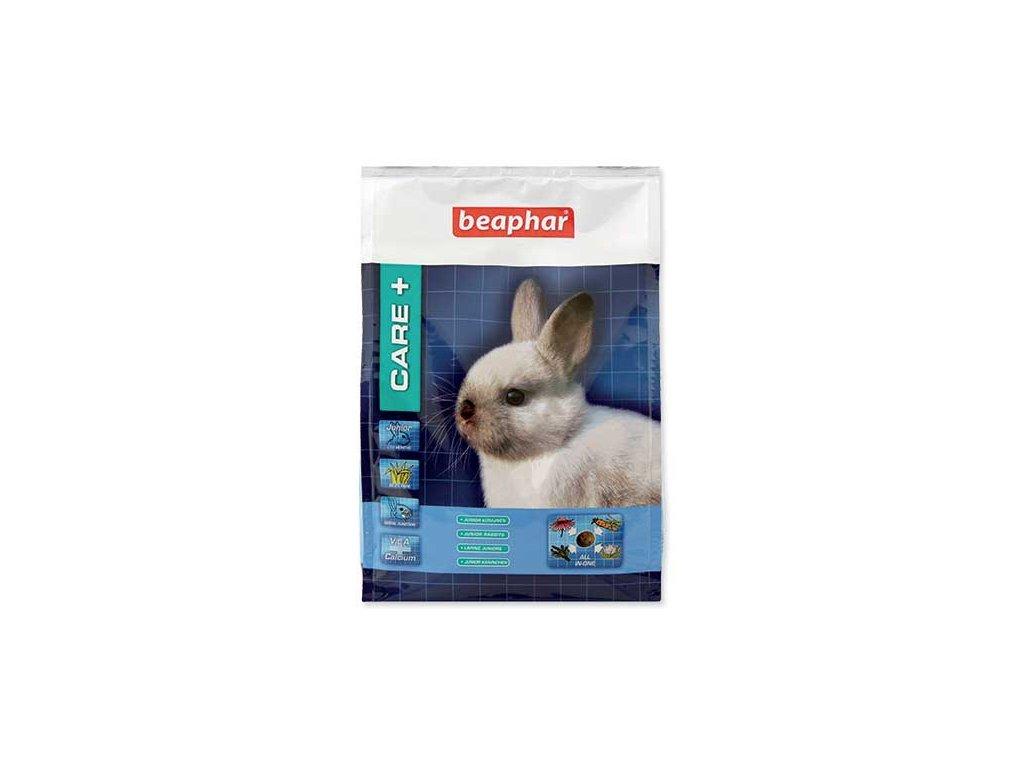 BEAPHAR CARE+ králík junior 1.5kg