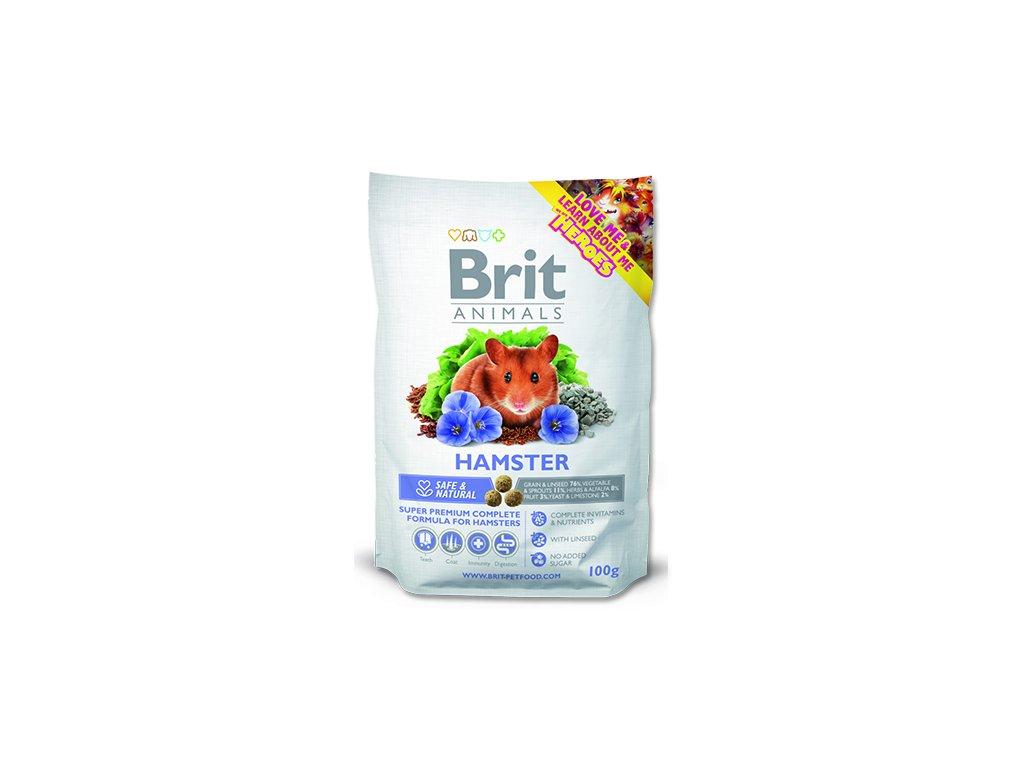 BRIT Animals HAMSTER Complete 100 G