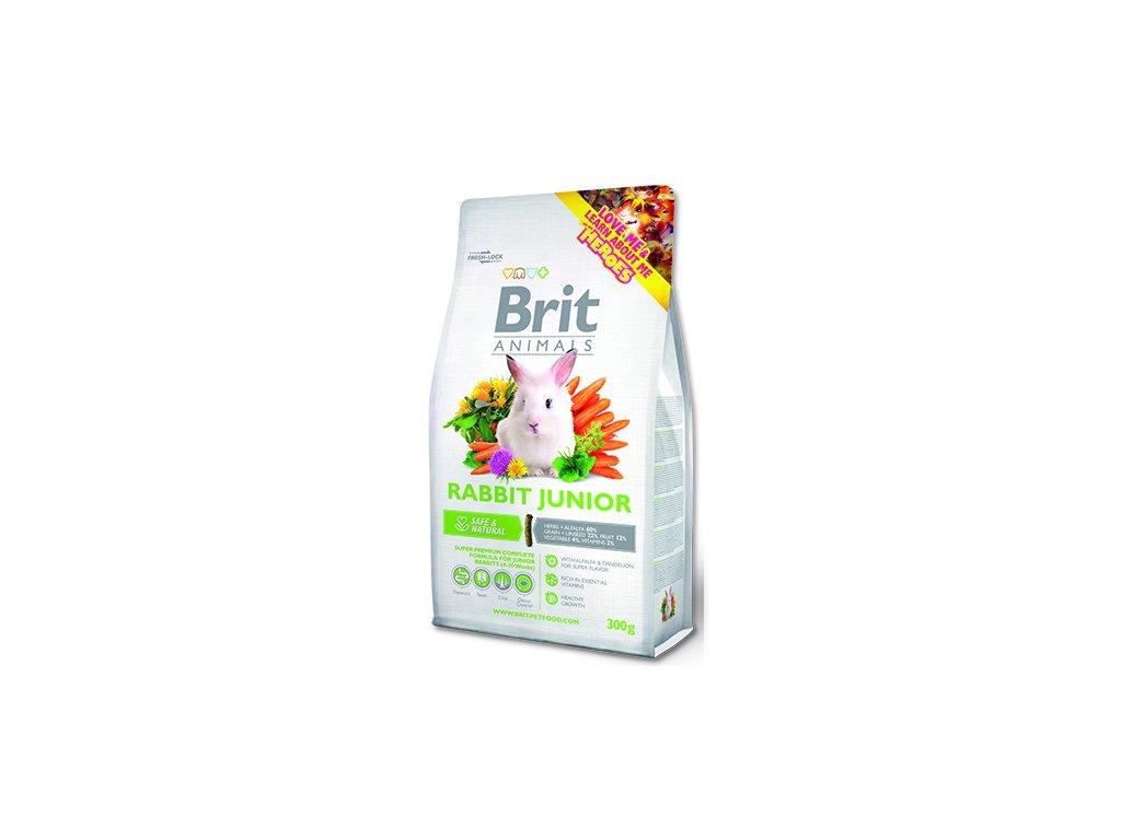 BRIT Animals RABBIT JUNIOR Complete 300 G