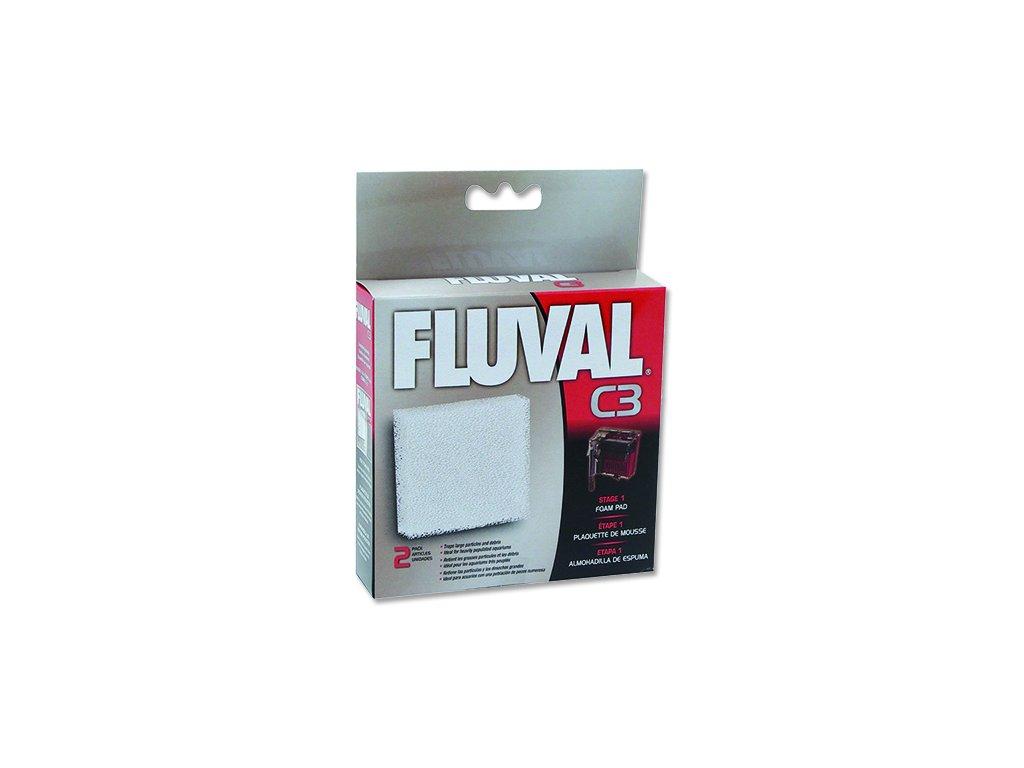 Náplň molitan FLUVAL C3 2 ks