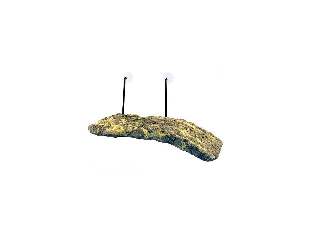Ostrov pro želvy 18 x 39 cm