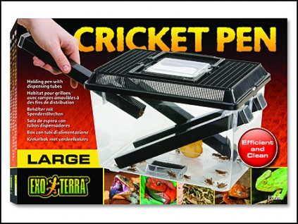 Cricket Pen EXO TERRA L