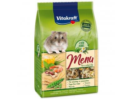 Menu VITAKRAFT dwarf hamster 400 g