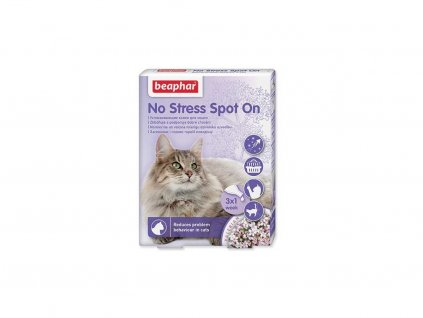 beaphar no stress spot cat