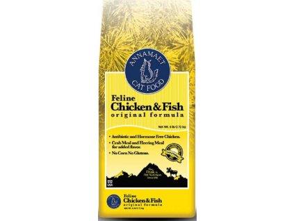 Annamaet Feline Chicken Fish